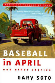 baseball in april cover