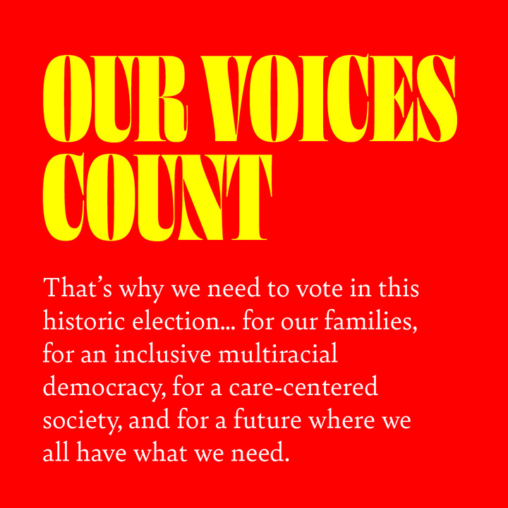 Our Voices Count